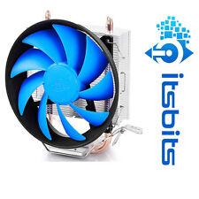 DEEPCOOL GAMMAXX 200T CPU HEATSINK COOLER INTEL 1151 1150 1155-6 775 AMD FM2 AM3