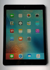 Apple iPad Air Wi-Fi 16 GB, 9,7 Zoll - Spacegrau - iOS 10.1.1 - WLAN - MD785FD/B