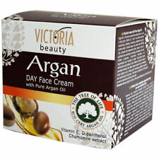 Victoria Beauty - Day Face Cream With Pure Argan Oil All Skin Types - 50ml