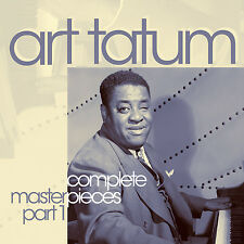 CD Box Art Tatum Complete Masterpieces Part 1    6CDs