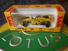Onyx 010 Lotus 100T Courtaulds Satoru Nakajima Mint Boxed Variant1