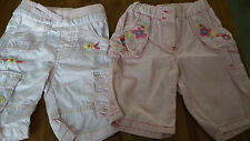 Lovely Girls Trousers from Pumpkin Patch and Debenhams size 0-3 months