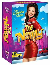 The Nanny TV Series Collection Complete Season 1 2 3 4 5 6 New DVD Box Set