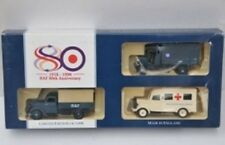 LLEDO WM - 1003 RAF 80th Anniversary 3-piece Days Gone set incl Ambulance