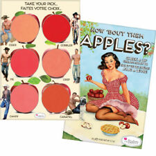 NEW! theBalm How 'Bout Them Apples? Cheek & Lip Cream Palette  - FREE SHIPPING