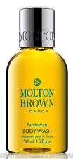 Molton Brown BUSHUKAN Shower Gel Citrus BODY WASH 50ml TRAVEL SIZE