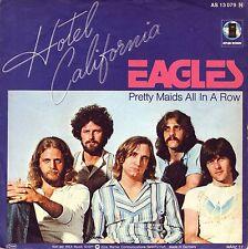 "7"" Eagles – Hotel California / KULT  // Germany 1977"
