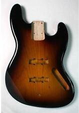 Goeldo BJE3T Body für Jazz Bass, Swamp Ash, 3-Tone-Sunburst