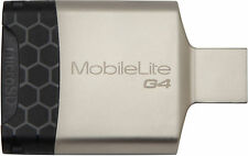 Kingston MobileLite G4 USB3.0 multi memory card reader SD SDHC SDXC UK