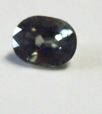 Natural Australian earthmined  green  oval sapphire ..0.655  carat