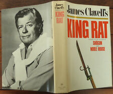 King Rat by James Clavell - Fiction - 1983 - Hardcover w/ Jacket