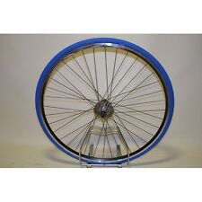 SHIMANO 9 SPEED CASSETTE 700C REAR TURBO TRAINER WHEEL WITH TYRE & CASS