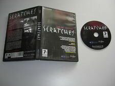 SCRATCHES - Special Edition Pc Cd Rom 1d FAST DISPATCH