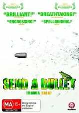 Send A Bullet (DVD, Documentary, 2009) New & Sealed - Free Post