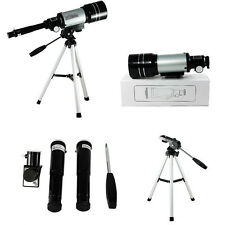 70x300mm 150x HD Telescope Monocular Space Astronomical Telescope Spyglass