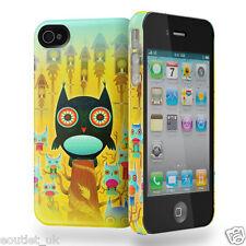 Cygnett Case Cover For iPhone 4/4S - Hootsville Cute Owl Design NEW