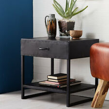Side End Lamp Table made from Iron M02