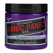 Manic Panic Classic Hair Dye Color Electric Amethyst Vegan 118ml Manic-Panic
