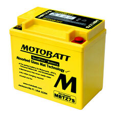 Motobatt high performance battery Yamaha WR450F 4st 2003-2016