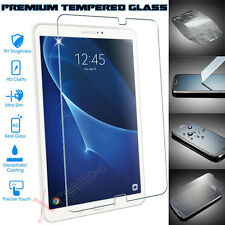 """Genuine TEMPERED GLASS Screen Protector For Samsung Galaxy Tab A 10.1"""" (SM-T580)"""