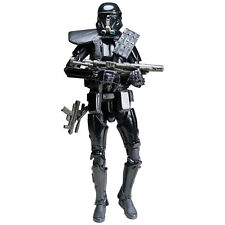 "Star Wars Rogue 1 Imperial Death Trooper Action Figure 6"" Black Series Loose PVC"