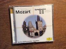Mozart - Sinfonien 36 / 38 / 39 [CD Album] DG  Karl Böhm