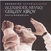 Prokofiev - Alexander Nevsky; Scythian Suite CD (2003)