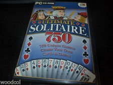 Ultimate Solitaire 750  pc games