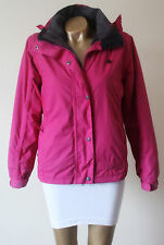 Joules Purple/Pink Warm 2 in 1 Winter Hooded Jacket Coat Size XS 8/10
