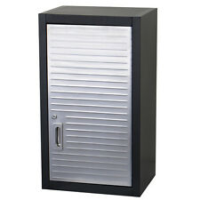 Seville HD 1 Door Wall Cabinet Heavy duty Wall Mounted Cabinet Garage Storage