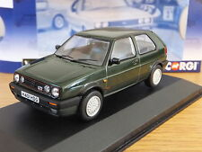 CORGI VANGUARDS VOLKSWAGEN VW GOLF MK2 GTI OAK GREEN CAR MODEL VA13604A 1:43