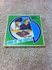 KIng of the Castle Vintage 1976 Hasbro Family Board Game Rare Sealed