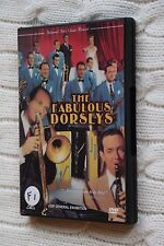 The Fabulous Dorseys (DVD), All region, Like new, free shipping