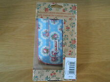 Cath Kidston Phone Case Cover Rare Print Circle Ditsy Blackberry Phone Oilcloth