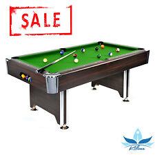 BILLARDTISCH POOL BILLARD Snookertisch Queue Kö Billardkugeln Zubehör Billiard ✅