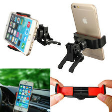360°Rotating In Car Air Vent Mount Holder Cradle Universal Mobile Phone Stand