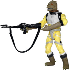 Star Wars The Trilogy Collection Bossk Bounty Hunter Action figure