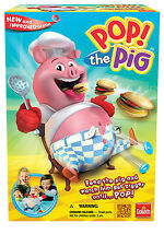 NEW Board Games Pop! The Pig