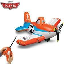 JUMBO RC DISNEY PLANES DUSTY CROPHOPPER RADIO REMOTE CONTROLLED INFLATABLE TOY