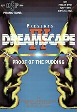DREAMSCAPE 4 - PROOF OF THE PUDDING (CD COLLECTION) 29TH MAY 1992