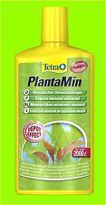 Tetra PlantaMin 500 ml Volldünger für Aquarienpflanzen Mit Depot-Wirkung