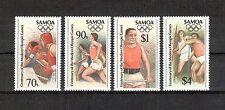 Samoa Michelnummer 836 - 839 postfrisch (intern: Atlanta)