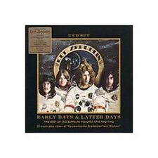 Led Zeppelin - The Vbo Led Zeppelin - Early Days And Latter Days NEW CD