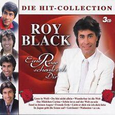 """ROY BLACK """"EINE ROSE..-DIE HIT COLLECTION"""" 3 CD BOX NEU"""