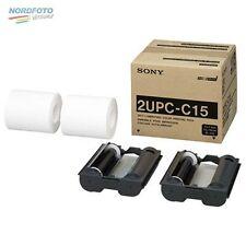 SONY UPC-C15 Papier 13x18 für Snap Lab UP-CR 10, 344 Blatt (2x17