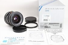 Hasselblad Carl Zeiss Distagon T* 50mm f/4 CFi Lens with Filter & Box