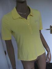Betty Barclay schönes Shirt Gr.40 kurzarm sonnengelb