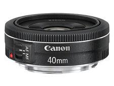 Canon EF 40mm 40 mm 2,8 STM Pancake EOS, klein und gut !