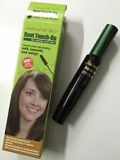 Hide Gray White Hair in 2 Min! 1 Pc Organic Root Touch Up Dye Brush Black colour