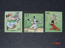 Einzelmarken aus Block 80 ** -  BRD 2015 - Mi.Nr. 3175-3177 - Asterix -